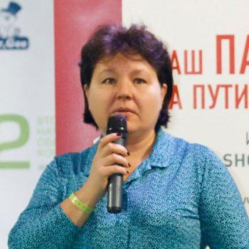 Серебреникова Ирина