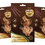 Лакомые палочки для собак «Мнямс Деликатес»