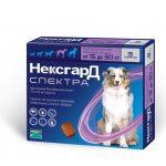 Нексгард Спектра — препарат новой эры для собак против клещей